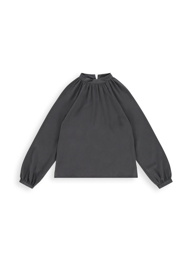 Ayame top l/s | anthracite