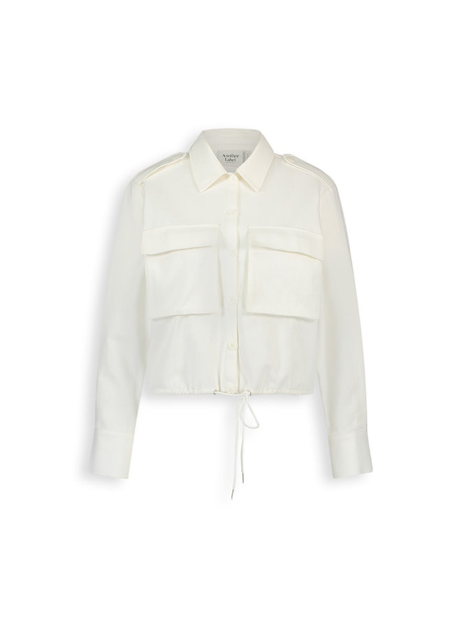 Dustee jacket | off-white