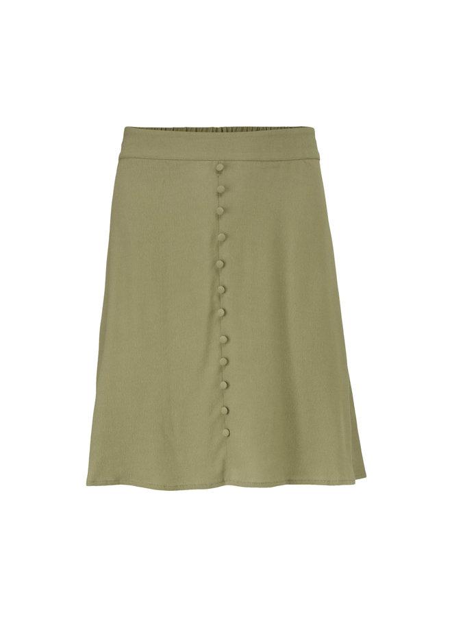 Isa skirt | light khaki