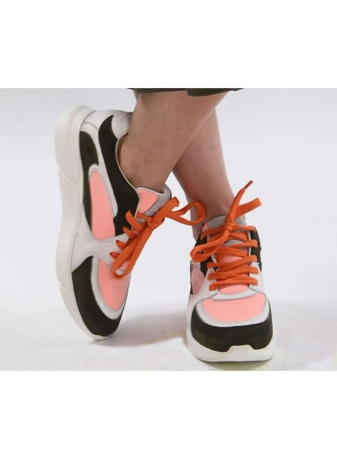 GC Macy runner | neon orange