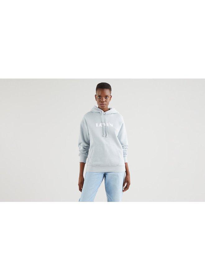 18487-0007 - graphic standard hoodie hoodie   blues