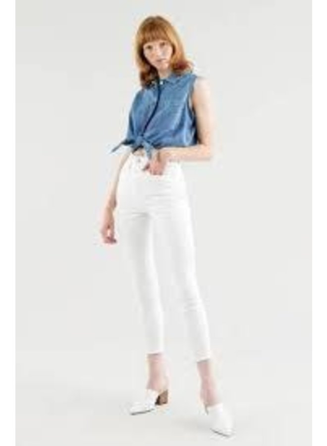29958-0001 - rumi bttn shirt gday mate      | med indigo - worn in