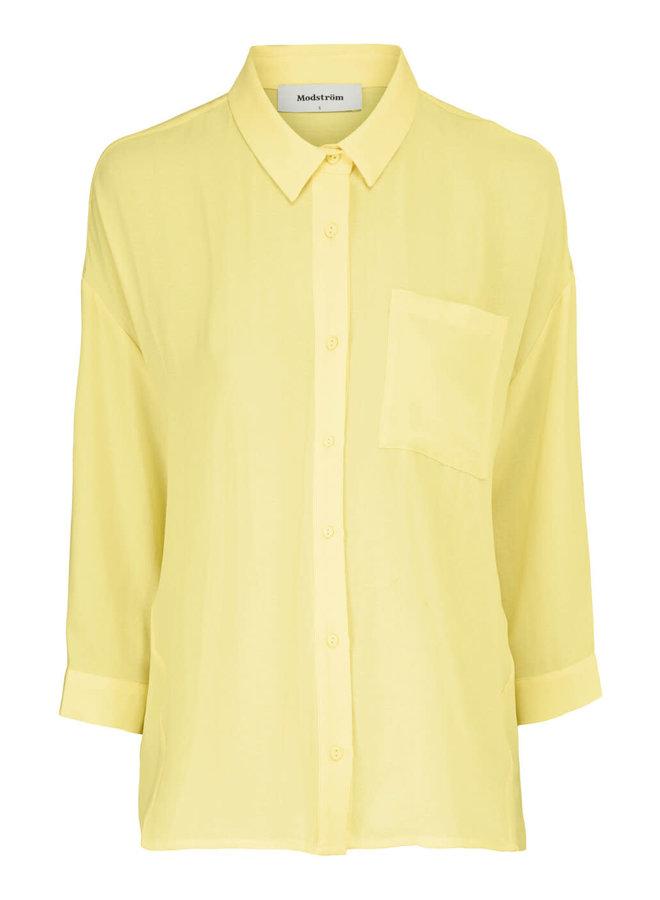 Alexis shirt | lemon haze