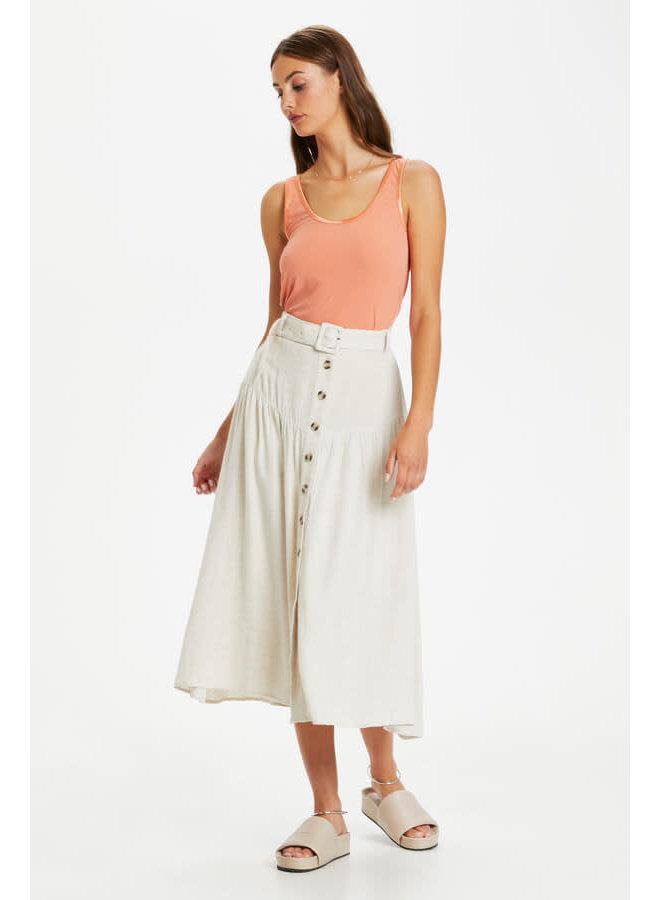 SLAmidala skirt | antique white