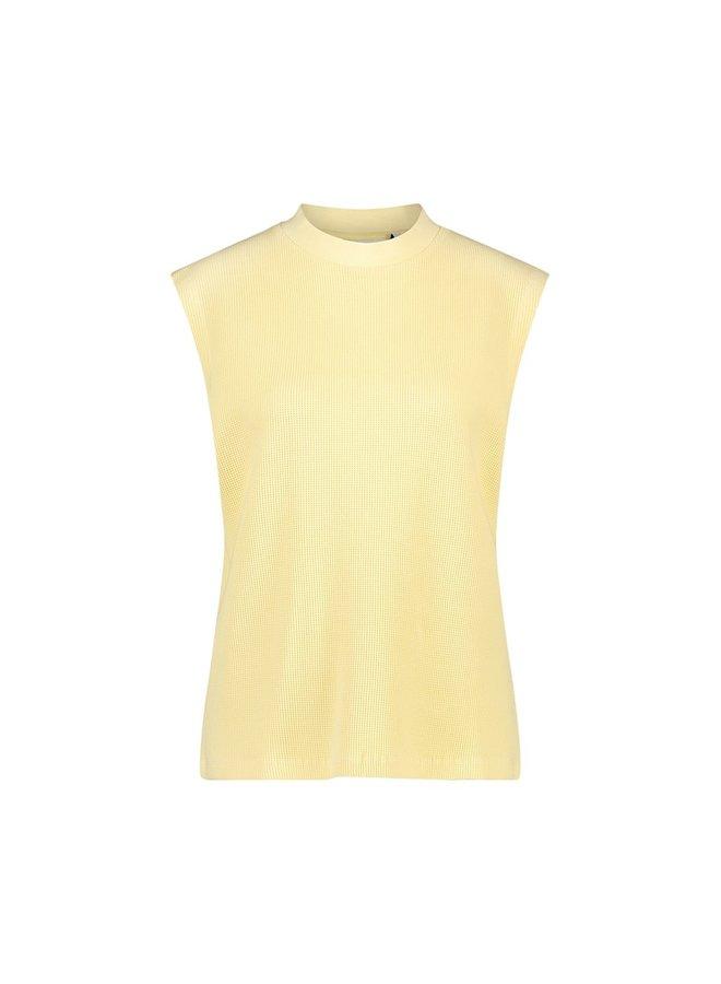 Hélénie t-shirt s/l | straw