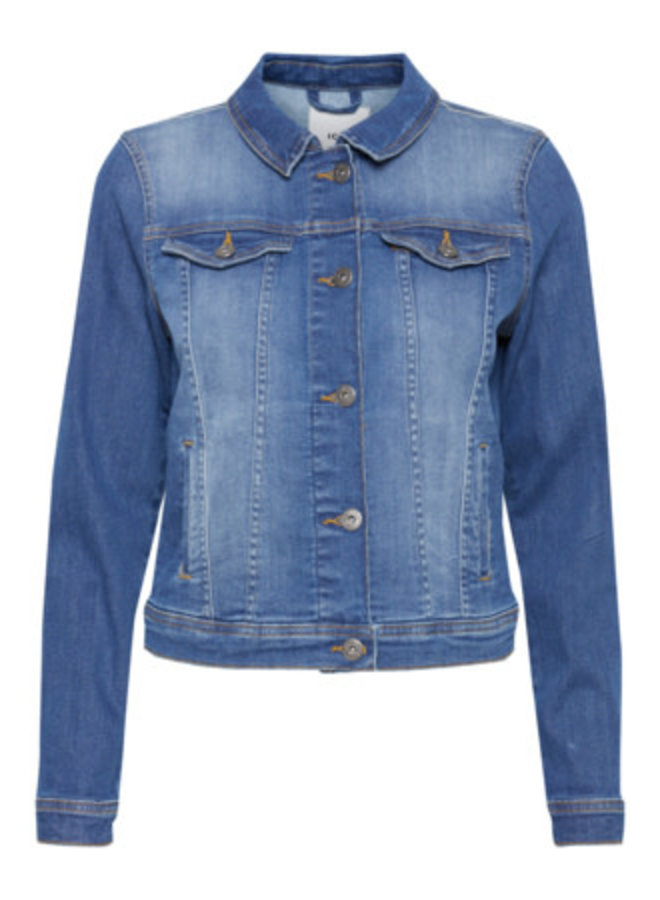 IHStampe jacket | medium blue wash