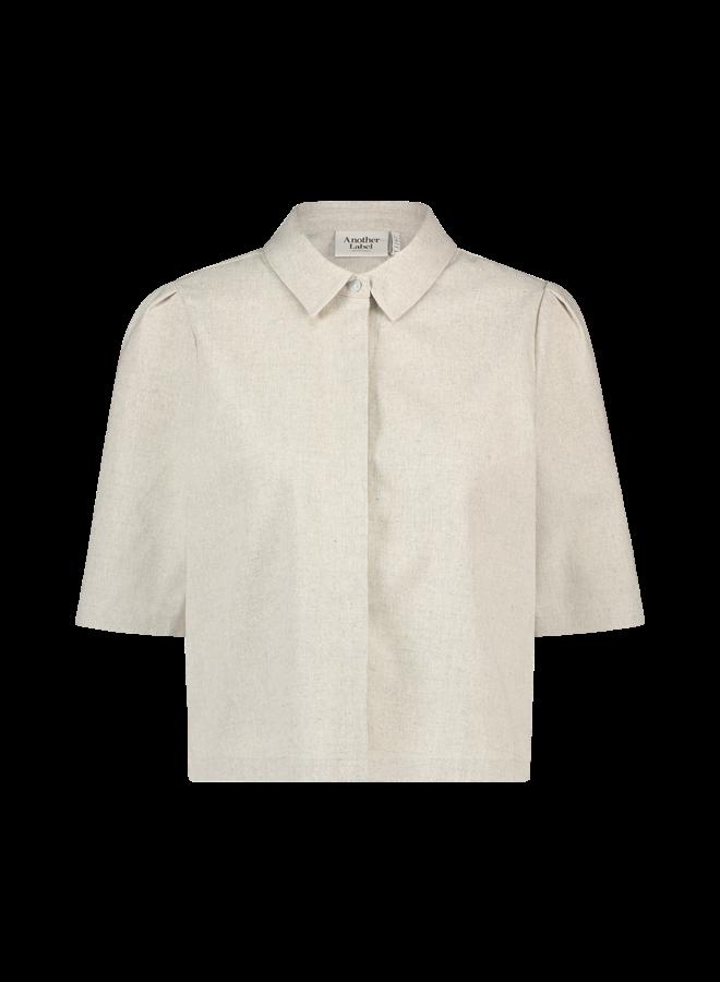 Savoie shirt s/s | off-white