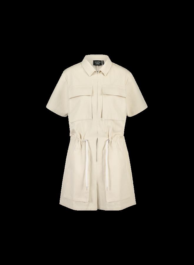 Violette jumpsuit s/s   beige