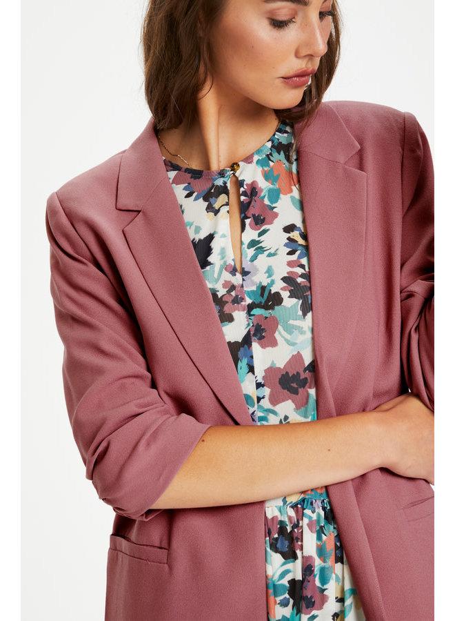 SLShirley Blazer | mesa rose