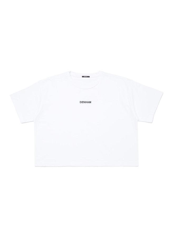 UPLANCE TEE HJ | white