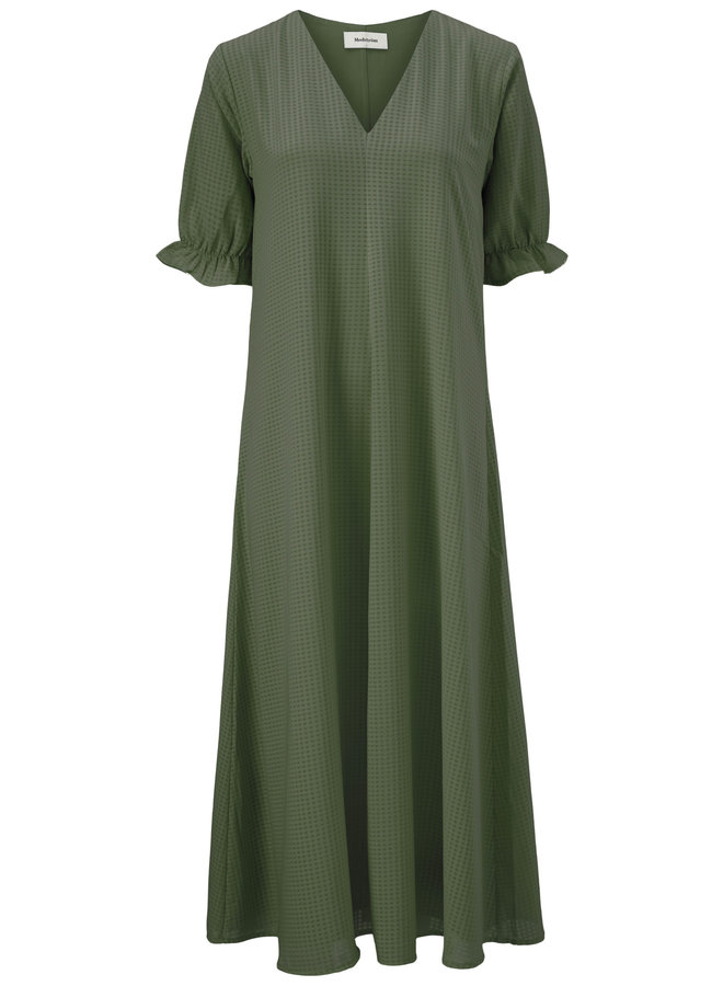 Clementine dress | sea green