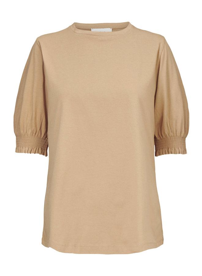 Jake t-shirt   camel