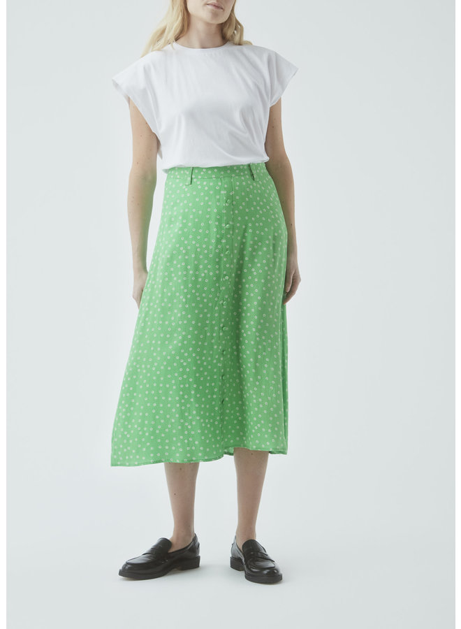 Jessica print skirt | poison daisy