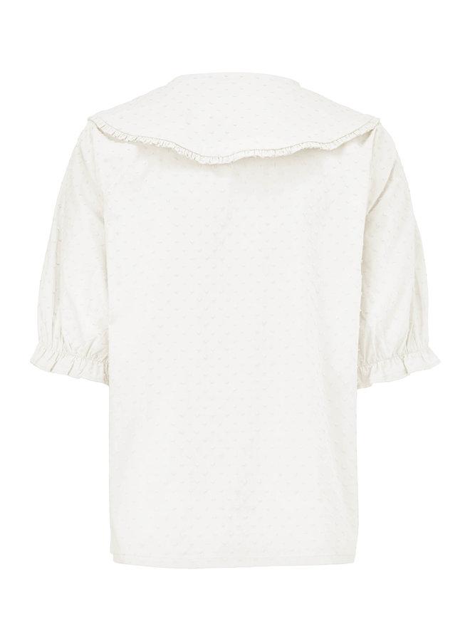 Jules shirt | off white