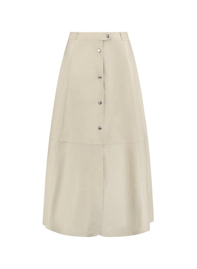 GC Raven skirt   antiq white