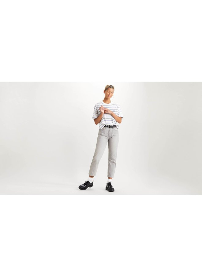 36200-0120 501 Cropped Jeans | opposites attract