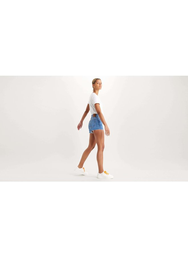 56327-0183 Original High-Rise Jean Shorts | athens empire