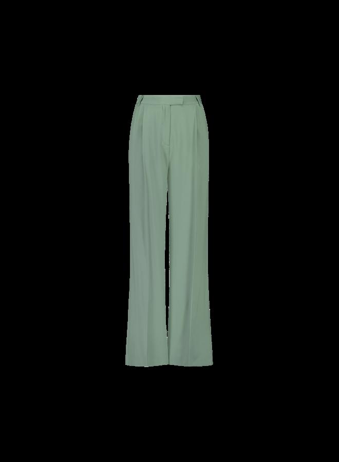 Moore pleated pants | laurel green