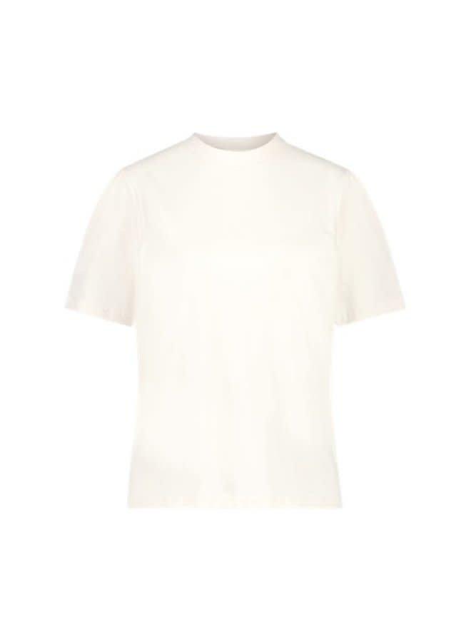 Gaure t-shirt s/s | cream