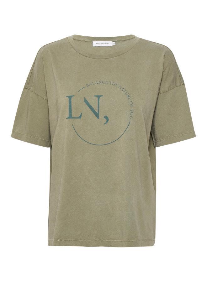 LNHanky T-shirt OC   vetiver