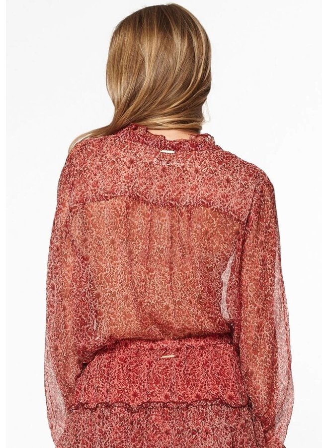 Isabelle Blouse | red tree