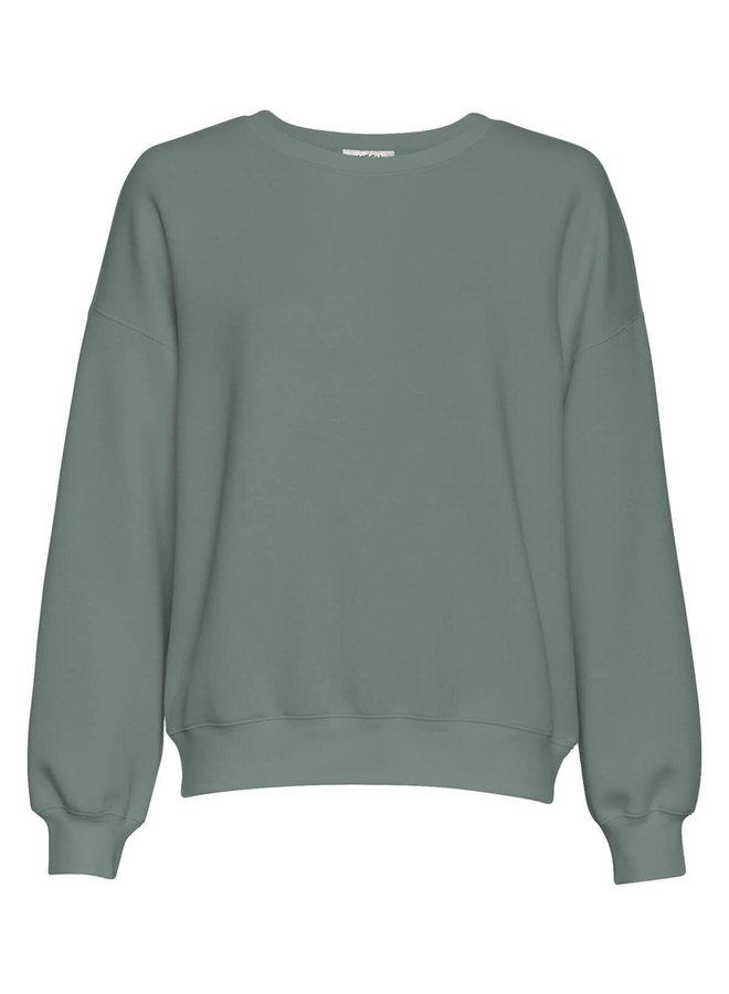 Ima DS Sweatshirt   chinois green
