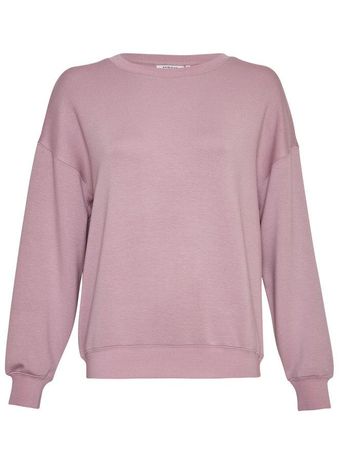 Ima DS Sweatshirt   elderberry