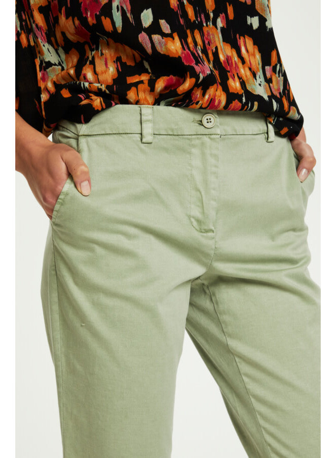 SLLillan Chino Pants | swamp