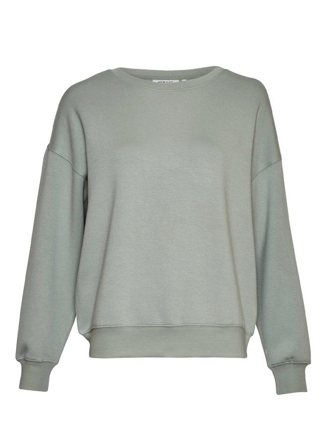 Ima DS Sweatshirt   agave green