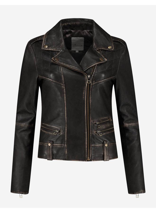 GC Bel air biker   black