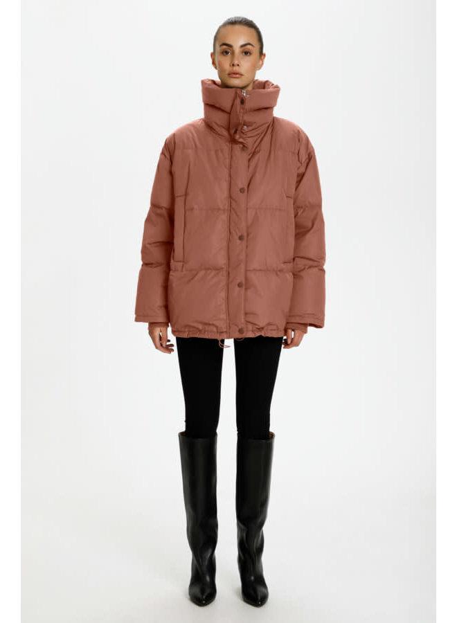 SLQuebec Down Jacket   marron