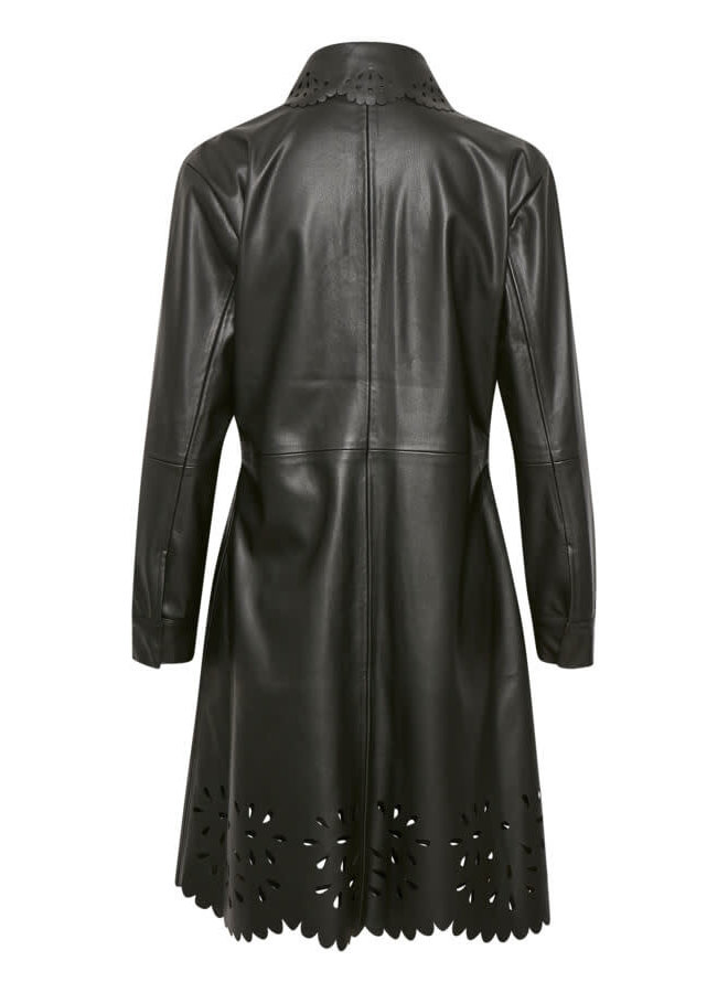 SLMalene Dress LS | black