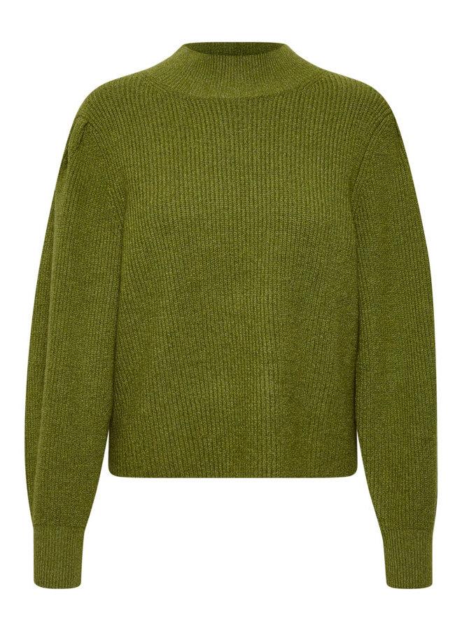 SLLyrica Pullover LS | calliste green