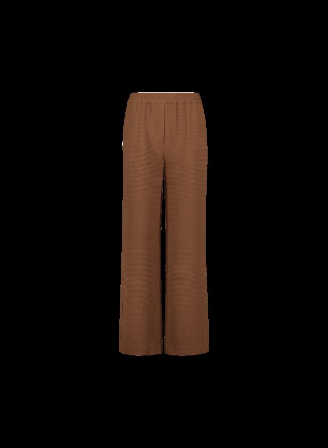Solveig pants| chocolate brown