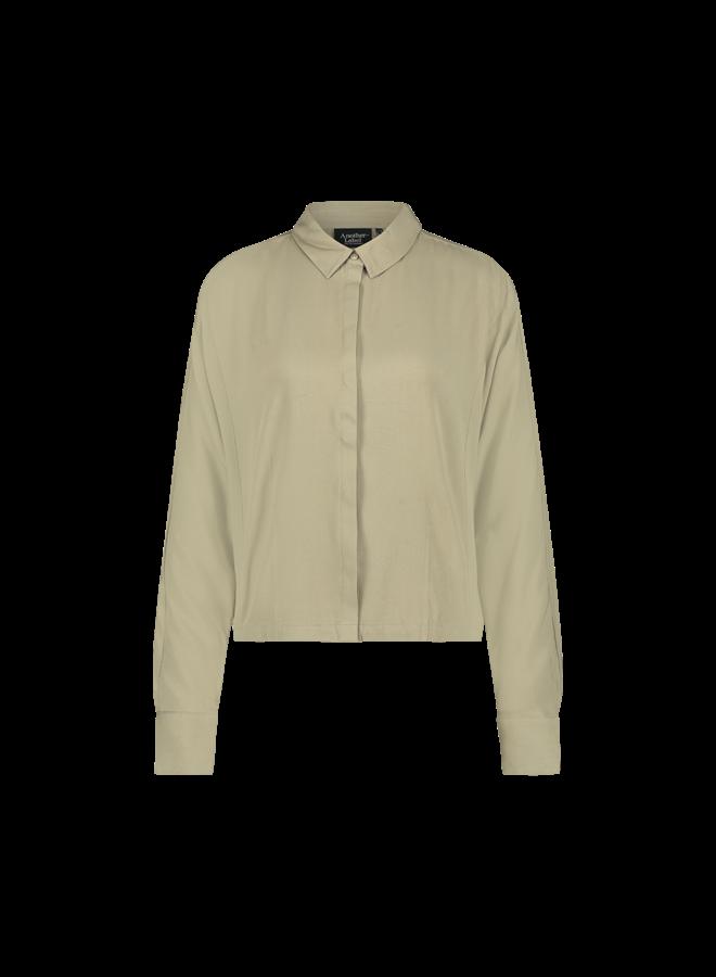 Aurora shirt l/s  tea green