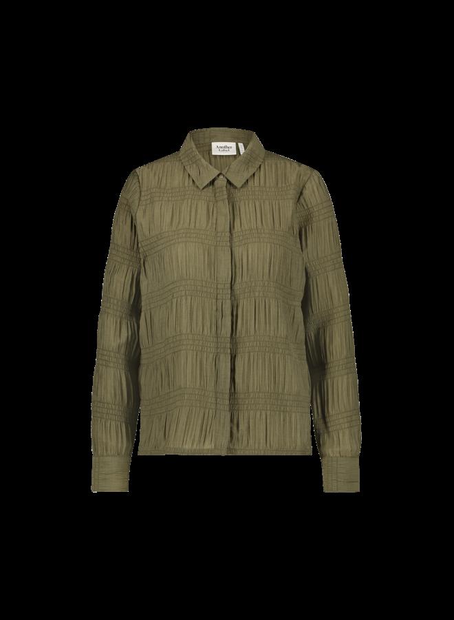 Dalen shirt l/s| ivy green