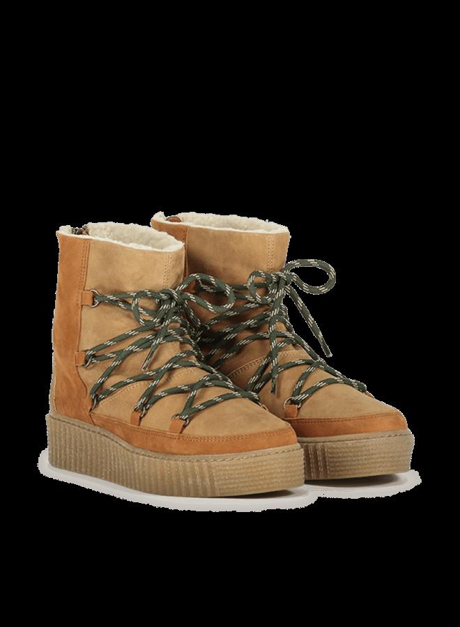 Helle boot| pecan brown