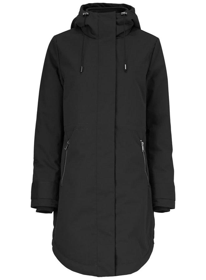 Keller coat   black
