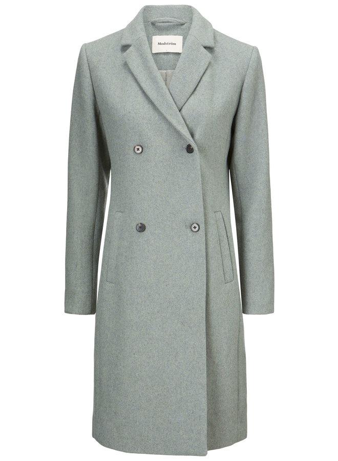 Odelia coat   sage