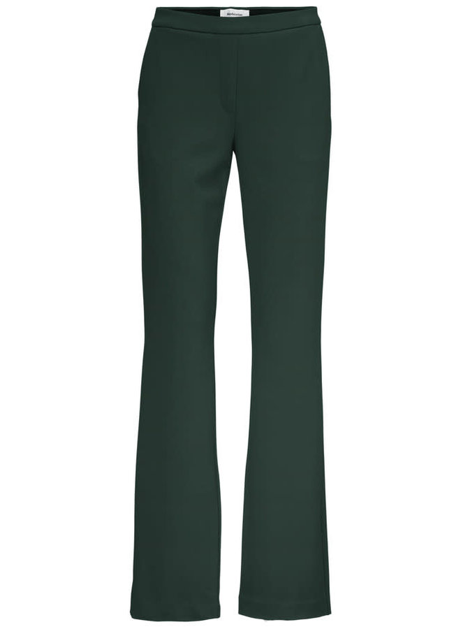 Tanny Flare Pants | empire green