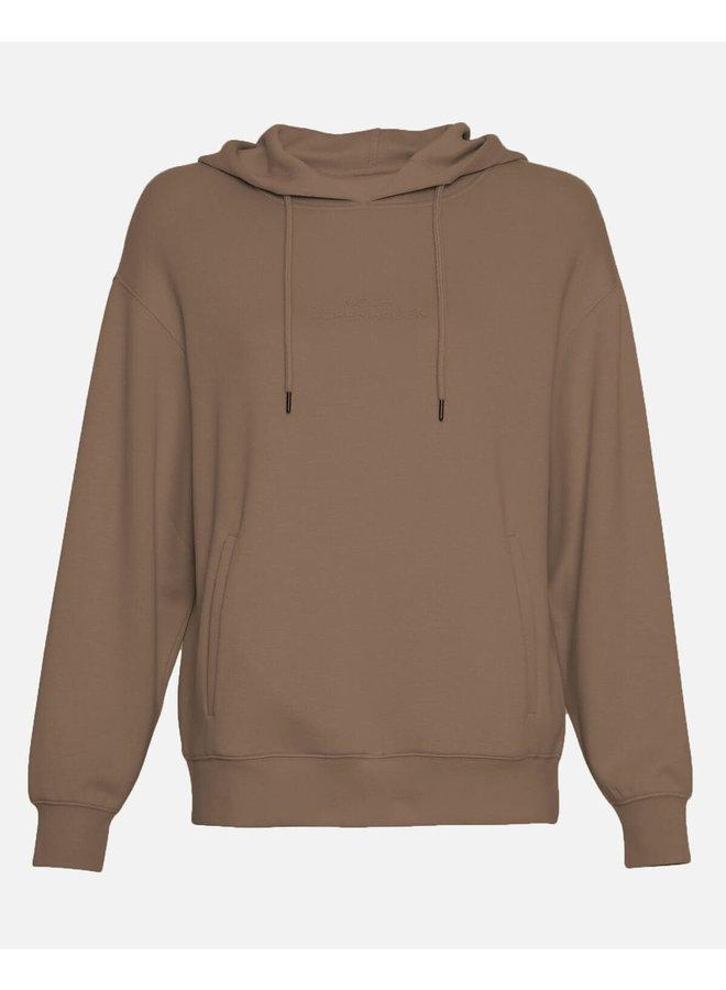 Ima DS Logo Hood Sweatshirt   caribou/caribou