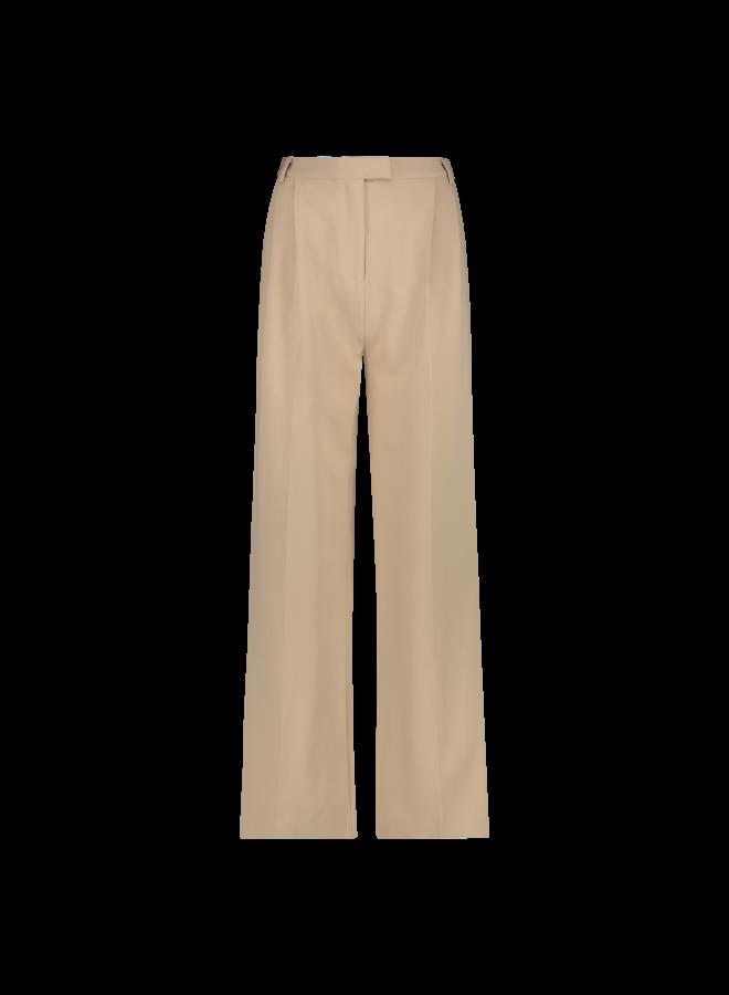 Moore pleated pants  beige