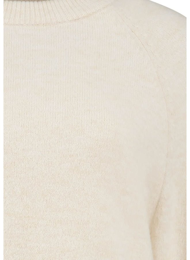 JODY KNIT   antique white