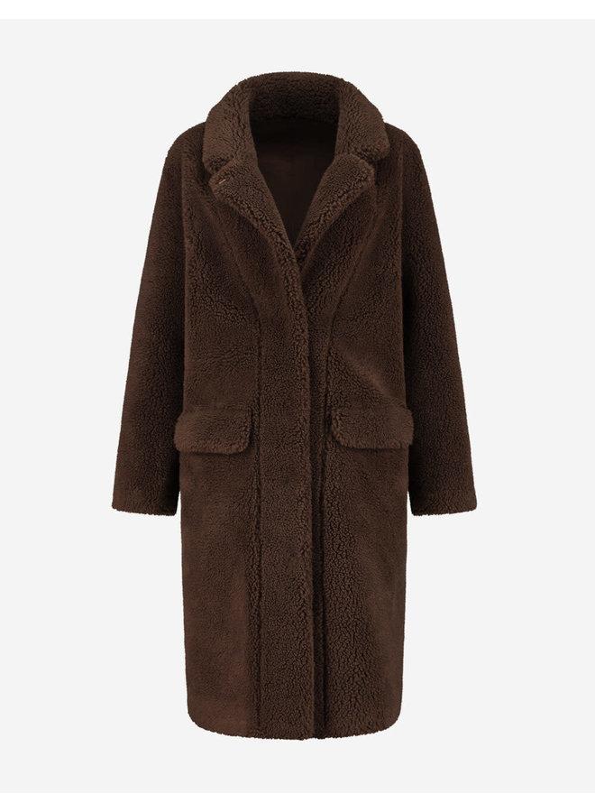 GC Midnight Coat   dark pewter