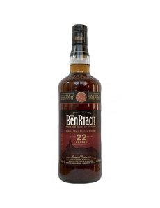 Benriach Peated Pedro Ximenez Sherry Cask 22YO The Benriach