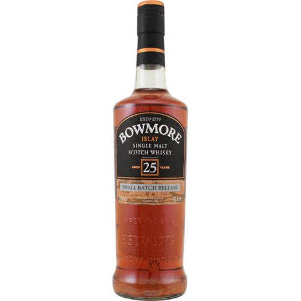 Bowmore Bowmore Small Batch release 25 YO 0,7L
