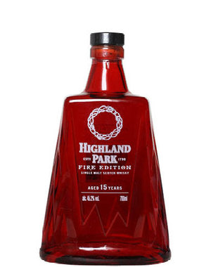 Highland Park Highland Park Fire Edition 15YO 0,7L