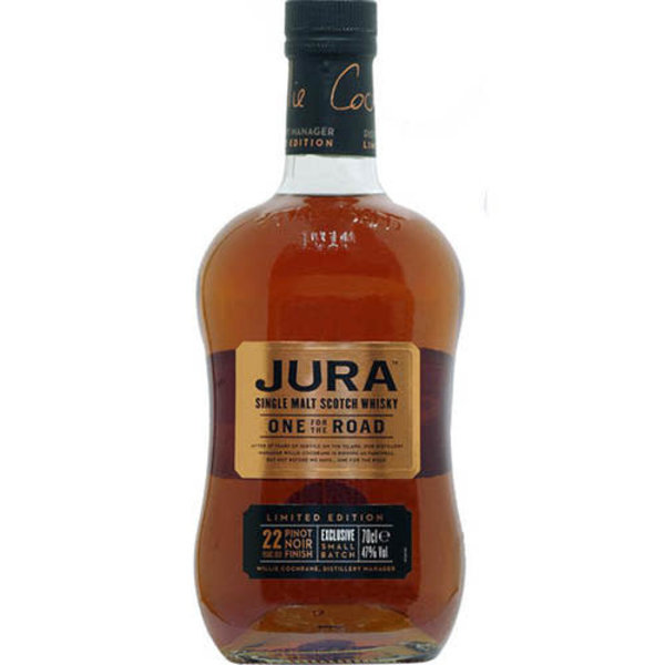 Jura Jura One For The Road 22 YO 0,7L