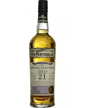 Douglas Laing Old particular arran 21 YO 0,7L