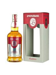 Springbank Springbank Campbeltown 25 YO limited edition 0,7L